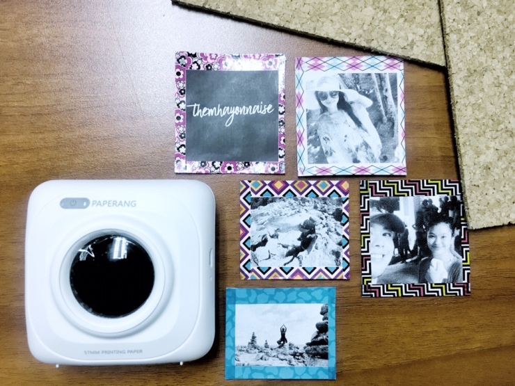 PAPERANG P1 Review: the meow printer – The Mhayonnaise