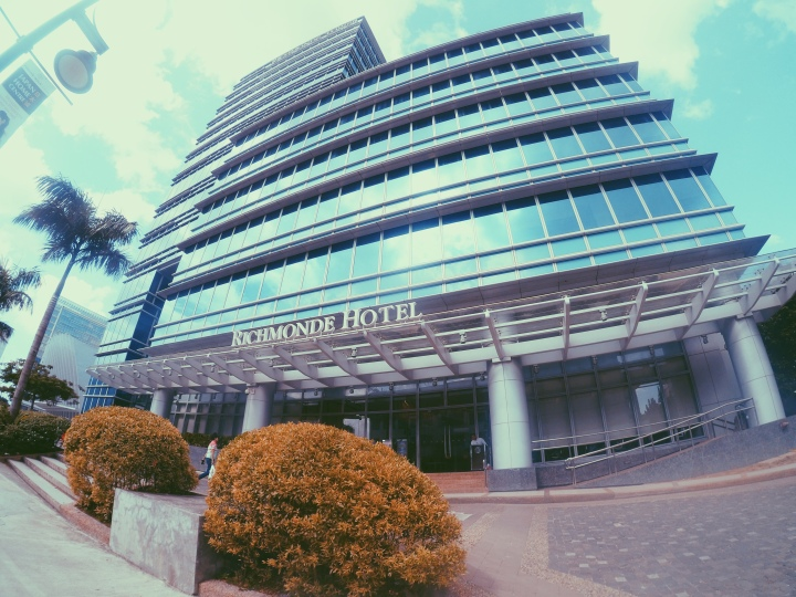 The Mhayonnaise at Richmonde Hotel Iloilo