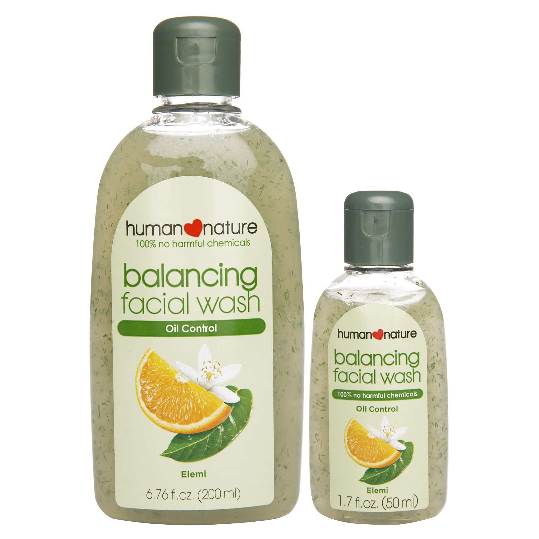 Human Heart Nature Balancing Facial Wash TheMhayonnaise
