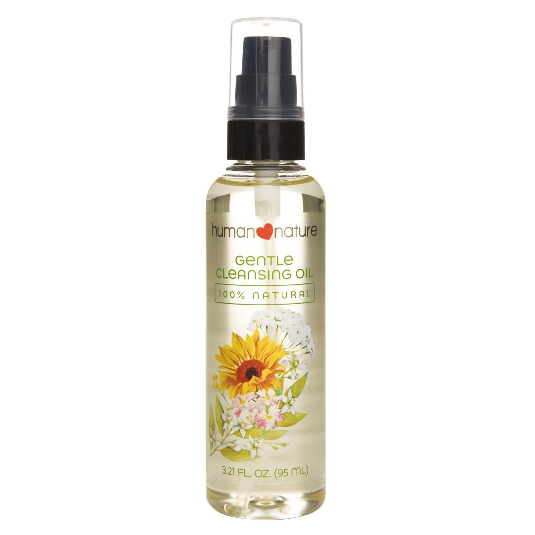 Human Heart Nature Gentle Cleansing Oil TheMhayonnaise