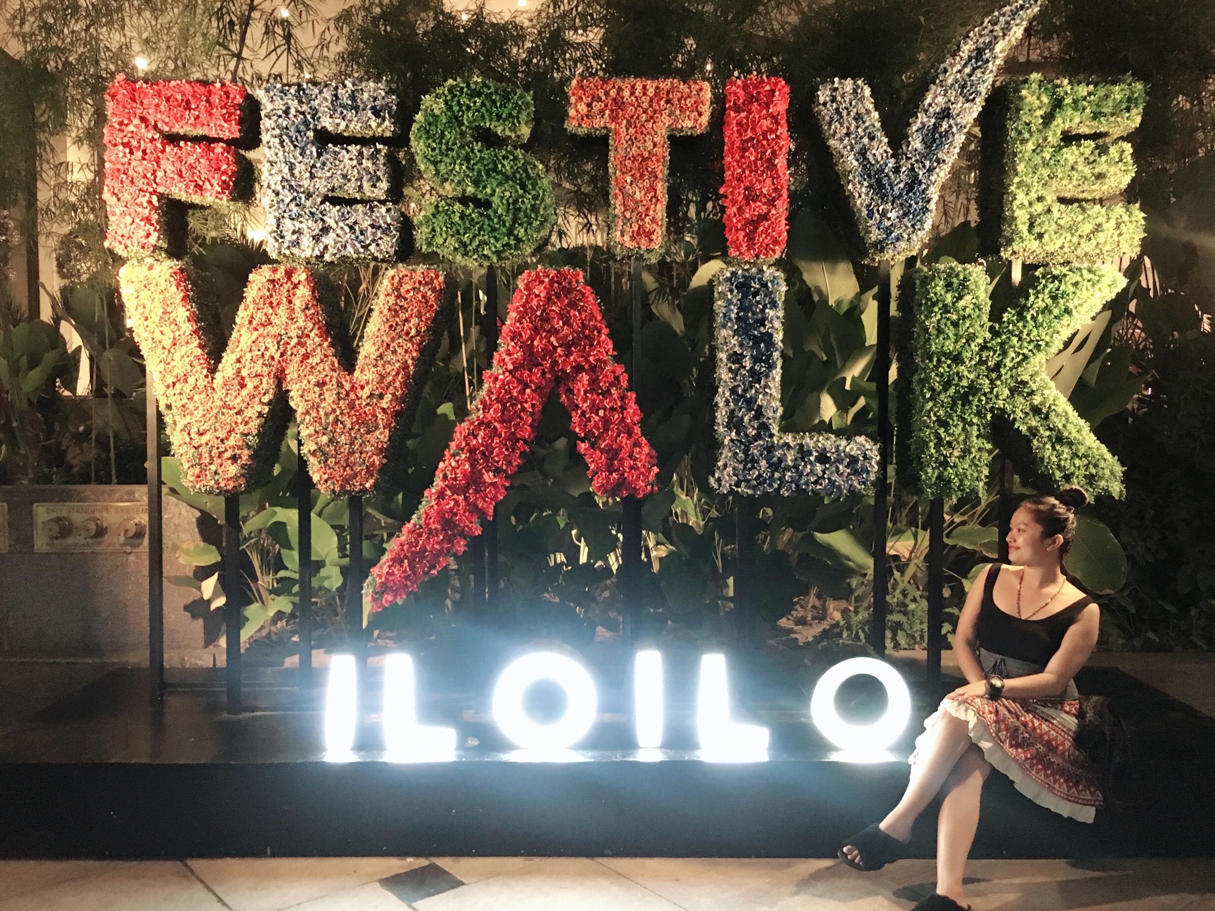 Festive walk iloilo | themhayonnaise
