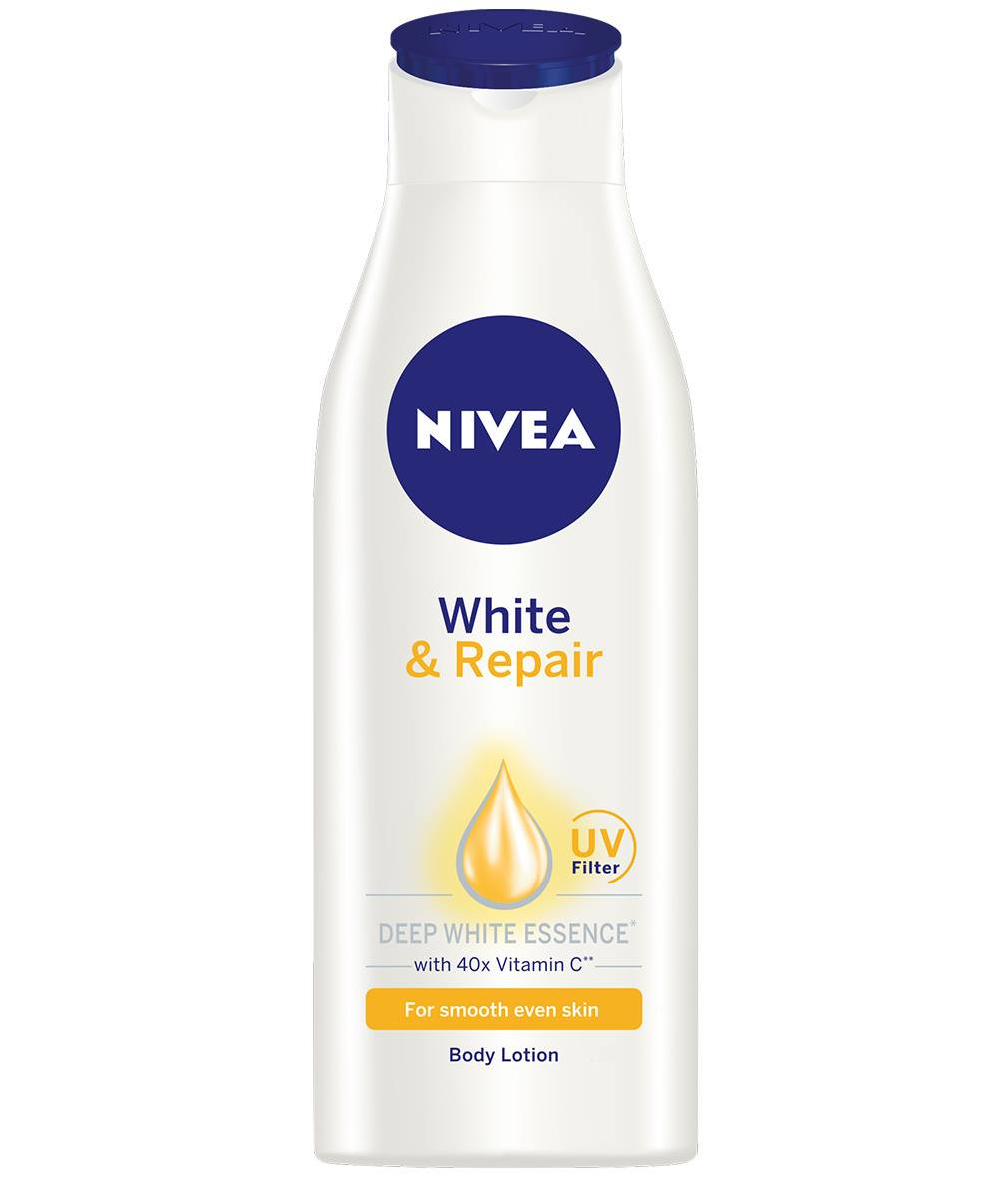 Nivea White and Repair TheMhayonnaise