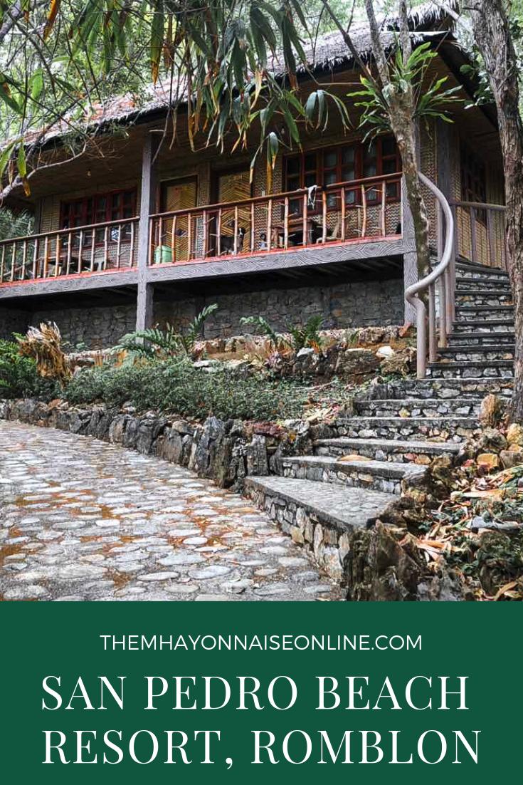 San Pedro Beach Resort, Romblon | themhayonnaise