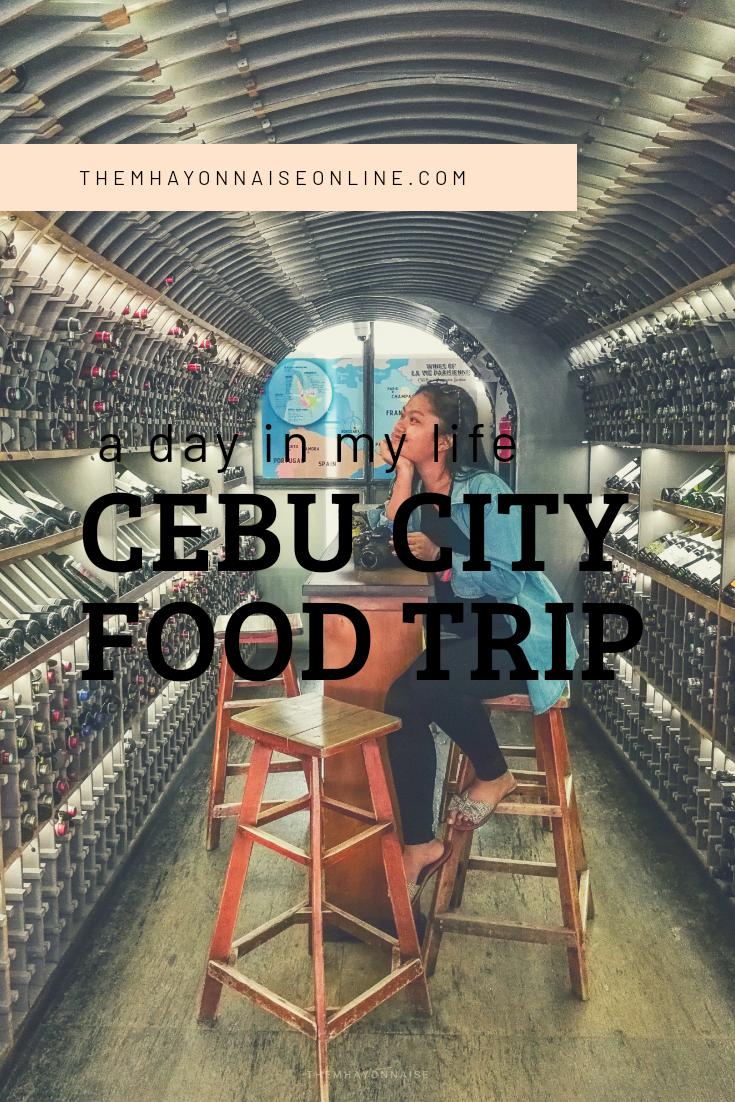 cebu city food trip | themhayonnaise