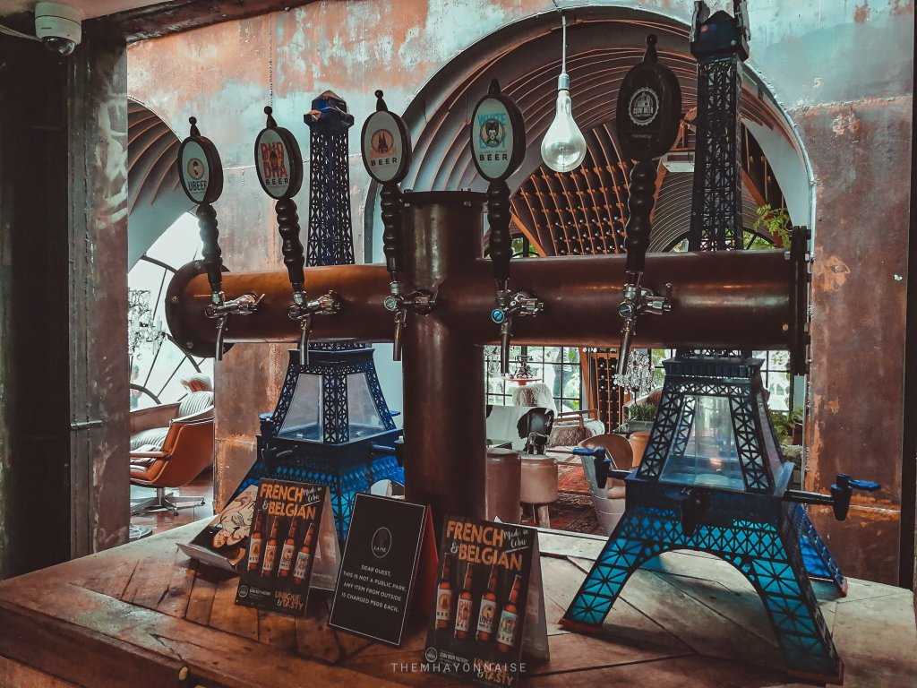 la vie parisienne cebu | themhayonnaise