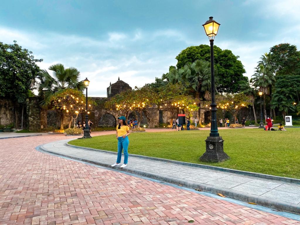 fort santiago | themhayonnaise